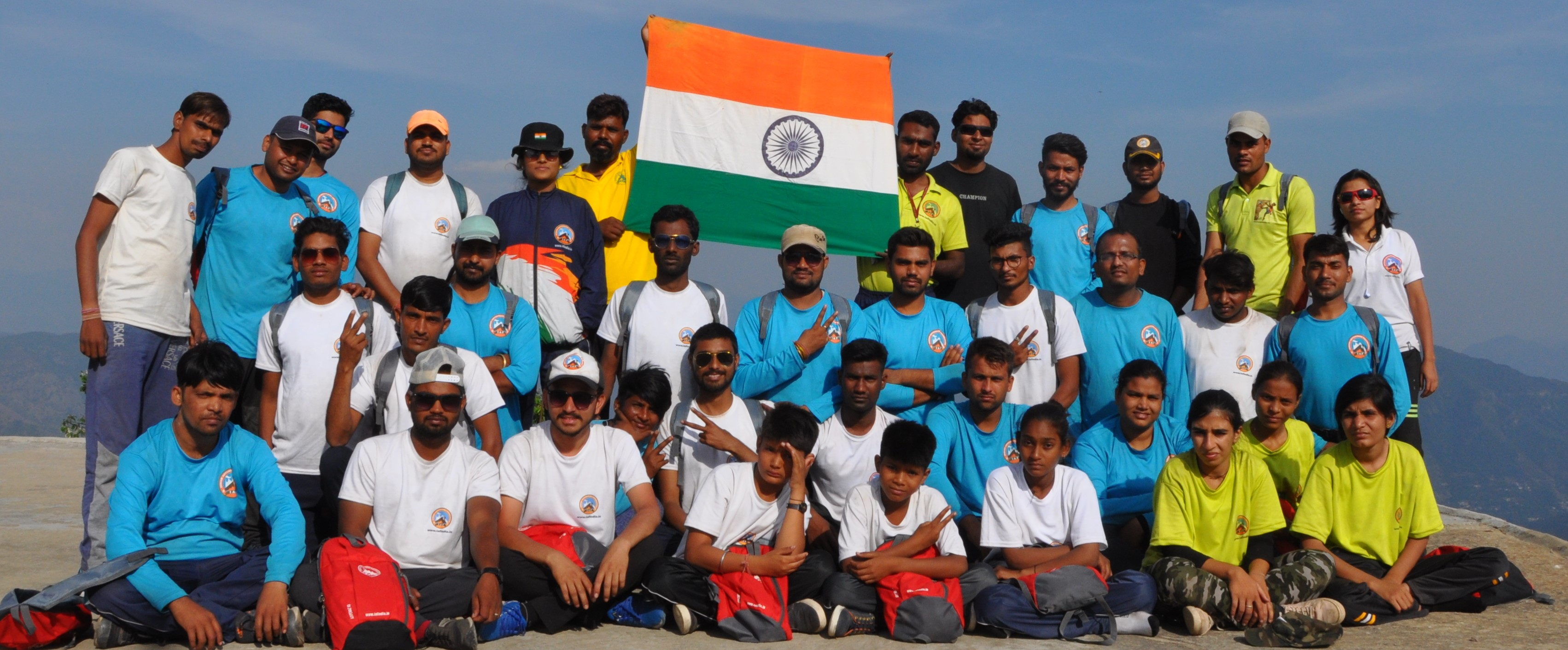 IAF - Indian Adventure Foundation